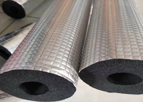 加铝箔保温管